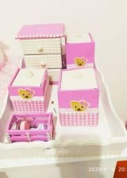 Kit higiene menina