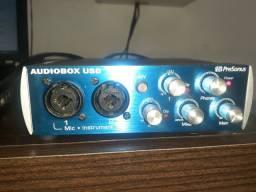Kit de gravação de áudio