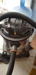 Aspirador de pó e água  wap  1600w
