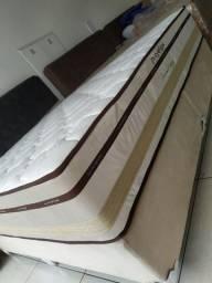 Promoção cama box + colchão prorelax Sense gel queen por :2899,99