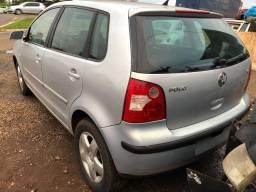 Título do anúncio: Sucata / Peças VW Polo 1.6 Completo 2005