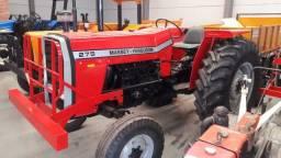 Trator Massey Ferguson 275 ano 1986