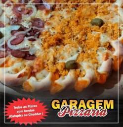 Pizzaiolo ou auxiliar de pizzaiolo