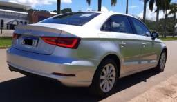 Audi A3 1.4 - Impecável - Bancos de Couro - Muito Econômico - Abaixo da FIPE