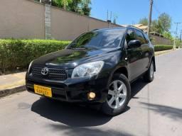 Toyota Rav4 automático, 4x4, pneus novos, teto solar, extra!!!!