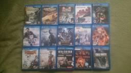 Lote Jogos PS Vita Só Jogão