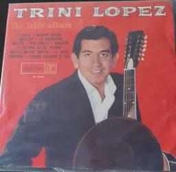 LP - Trini Lopez - The Latin Album