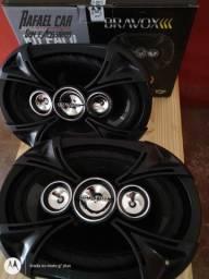 Alto-falantes 6x9 220 RMS Bravox (Instalação grátis)