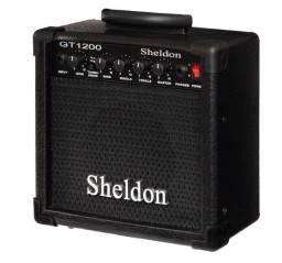 Amplificador Guitarra Sheldon GT1200 - 15W RMS - Preto