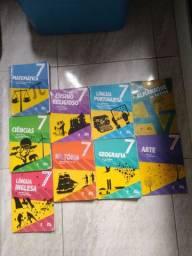 Livros Escola Adventista 7 Ano