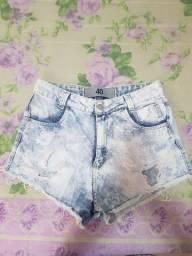 Short jeans (Tamanho 40)