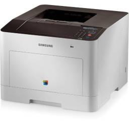 Impressora Laser Colorida Samsung CLP680nd