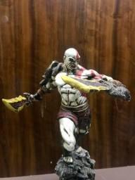 Boneco Kratos Para Colecionador