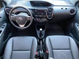 Toyota Etios XLS 1.5 2015 (62.000km)