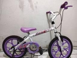 Vendo bike aro 16 unicórnio 200
