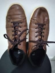 Sapato de couro/masculino
