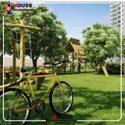 03- Apartamento com suíte, cond ilha parque, 3 quartos