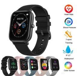 Smartwatch P8 Original Notificações Sports Touch Fitness Gts
