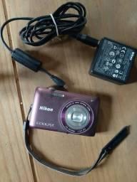 Câmera filmadora Nikon Tela touch filma HD