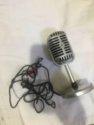 Microfone Retrô Transhine