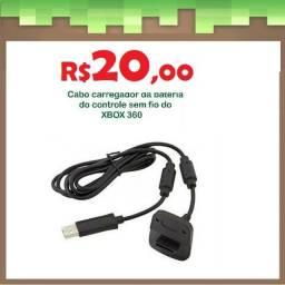 [NOVO] Cabo Carregador Controle de Xbox