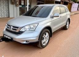 Honda CRV ex-l top de linha