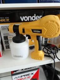 Pistola pintura elétrica Vonder