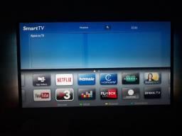 Smart tv philips full hd 3d ambilight 42 polegadas