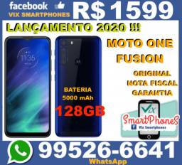 Top Moto One Fusion 128GB Lançamento 2020 _#_ 2045ipnal
