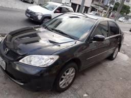 Honda civic 2006 aut com gnv