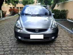 Honda Fit Ex 1.5 16v aut (cambio CVT) 2005/2006