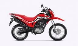 Motos / Honda / Yamaha (Sinal + letras)