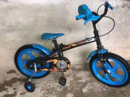 Bicicleta de Menino