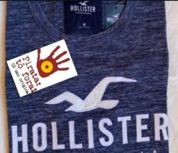 Camiseta HOLLISTER importada.!! ORIGINAL!!