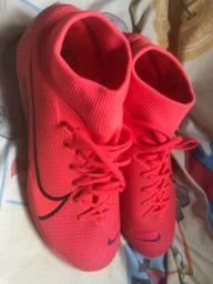 Chuteira Nike Mercurial Superfly 7 Academy Unissex Tamanho 41