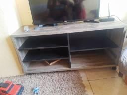 Vendo raque e painel de tv