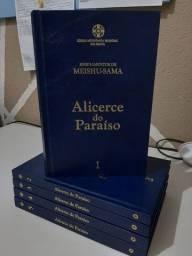 Livros Coletânea Alicerce do Paraíso - IMMB
