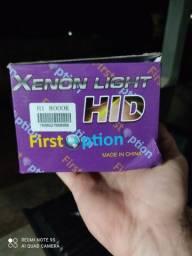 Lâmpadas de Xenon H1 e H7