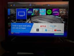 Smart TV 4K 50 polegadas
