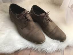 Sapato Masculino Santinato Marrom n°42
