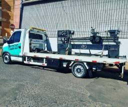 Transporte Torno Mecânico
