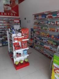 Vendo estrutura de farmácia completa