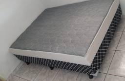 Cama casal entrega grátis cama box
