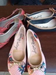 Kit sapatilhas
