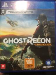 Jogo ps4 Ghost Recon