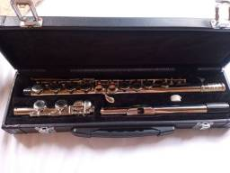 Flauta Transversal JAHNKE