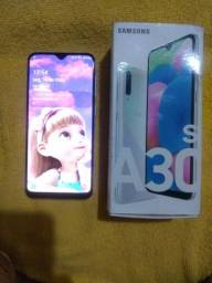 Samsung Galaxy A30S Cor Branco