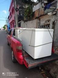 Título do anúncio: Frete rápido fretes Manaus frete