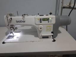 Máquina costura industrial brother