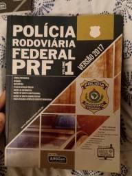 PRF Livros Concurso